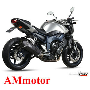 Mivv-Yamaha-Fz1-Fz1-Fazer-2015-15-Pot-D-039-Echappement-Moto-Speed-Edge-Black