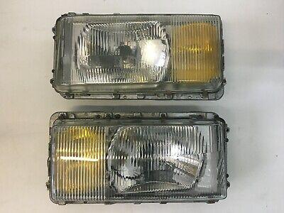 Brand NEW Mercedes Benz W116 Headlight Glass Lens Left Side