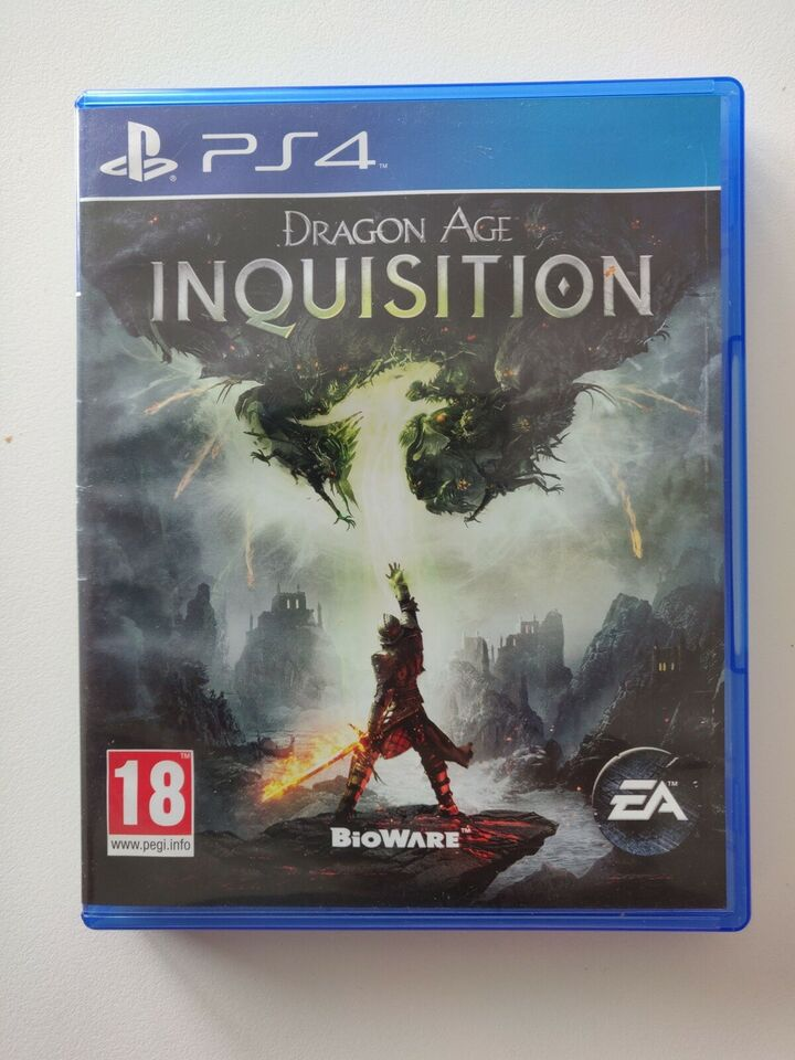 Dragon Age: Inquisition, PS4, adventure