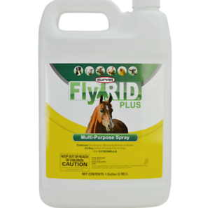 Fly-RID-Plus-Insect-Control-Multipurpose-Spray-Indoor-Outdoor-Durvet-64-Oz-New