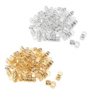 200-Pcs-Anneaux-De-Tressage-Dreadlocks-Dread-Perles-Accessoires-De-Cheveux