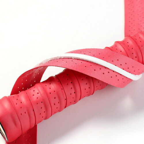 Anti Slip Tape Handle Absorb Sweat Racket Grip For Tennis Badminton Squash Band