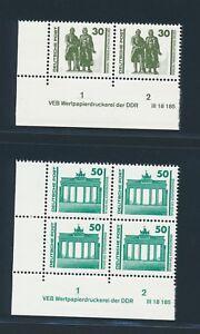 DDR-1990-MI-3344-52-DV-ER-VB-ausser-3345-3345-DVII-4er-Block