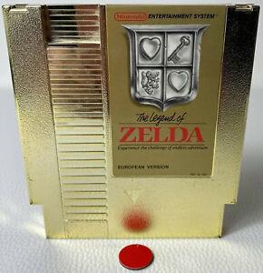 The Legend of Zelda - Gold -   Super Nintendo   NES   gebraucht