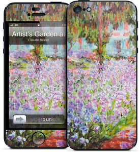Gelaskin-Gelaskins-iPhone-5-Claude-Monet-Artist-039-s-Garden-at-Giverny