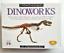 "thumbnail 1 - Dinoworks 19"" Tyrannosaurus Rex cast paint  Kit eyewitness kits age 6+"