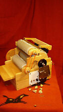 "S C P, GOLD SERIES 90/120/120tpi ""Standard""Triple, Drum Carder"