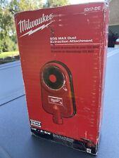 Milwaukee 5317 De Sds Max Dust Extraction Attachment