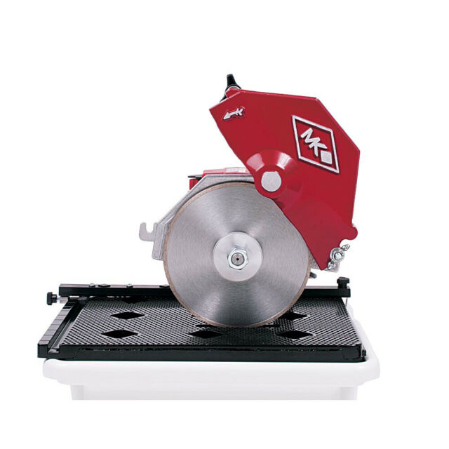 Mk Diamond 170 0 5 Hp 7 In Portable Wet Cutting Tile Saw 157222 New