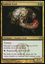 MTG LOTLETH TROLL EXC - TROLL LOTLETH - RTR - MAGIC