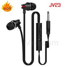 JV23 Dans l'oreille 3.5mm Casque Écouteurs Fone De Ouvido Mic écouteurs-boutons