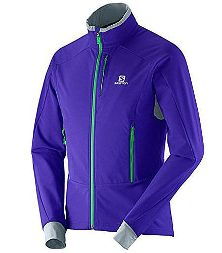 Giacca Salomon MOMENTUM Softshell Jacket M,, Uomo Taglia L, EAN 0887850240127