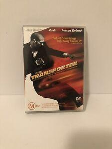 The-Transporter-Jason-Stratham-DVD-Region-4-Pal-Used-VGC