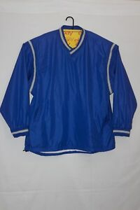 Mens-Eastbay-warm-up-pull-over-size-XXL