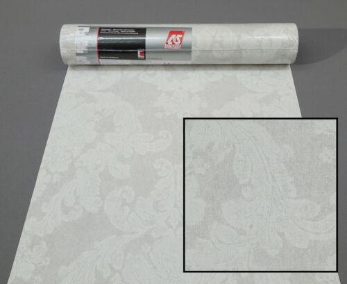 Nappes papier peint 30518-3 AS CREATION papier peint moderne d/'ornement gris blanc 305183 Borken