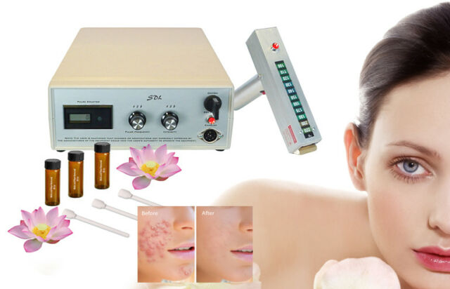 Sdl80 Permanent Laser Hair Removal Skin Treatment Machine Salon Or