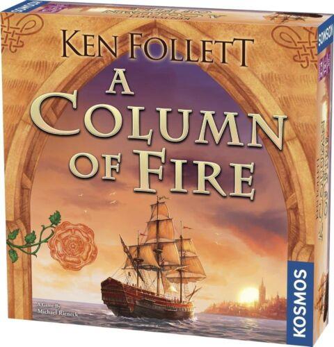Thames & Kosmos 692650 A Column of Fire: The Game