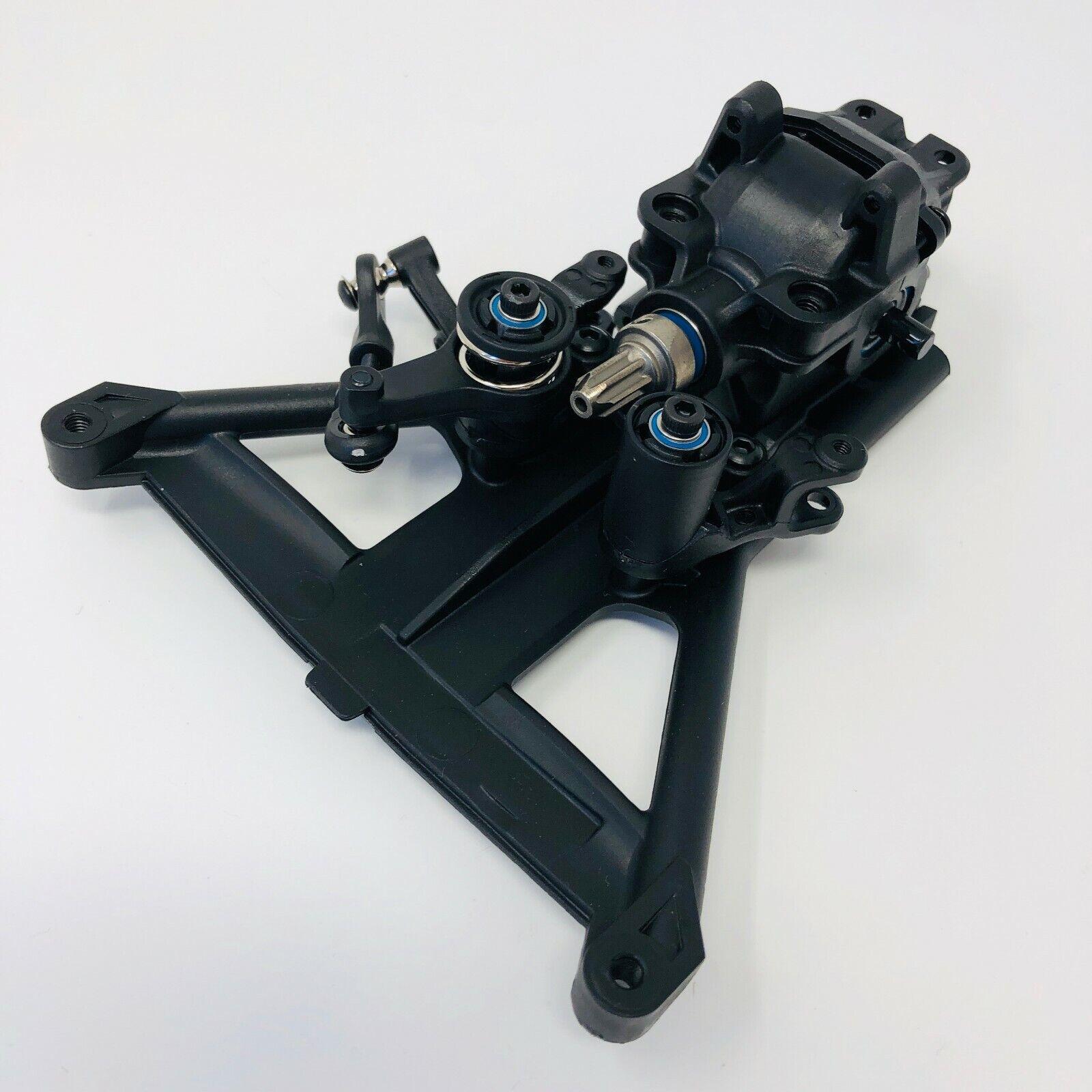 Traxxas Slash Rustler 4x4 VXL Completo Frontal Diff-volante-Piñón-Gear