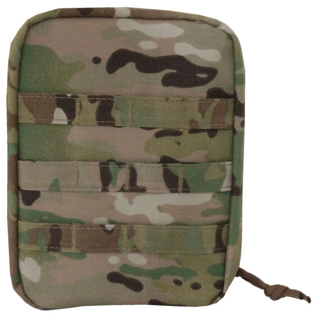 Every Day Carry Tactical IFAK First Aid Kit MOLLE Medical Pouch - Multicam