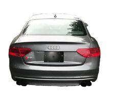New License Plate Bracket Front Audi A4 Quattro S5 08-12 AU1068103 8K0807287A3FZ
