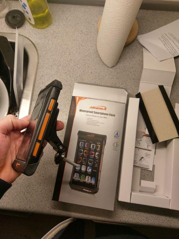 Andet, Cykel smartphone holder - Ibera