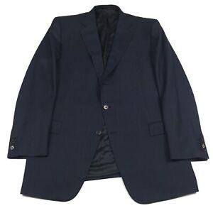 17971aaf Recent* Ermenegildo Zegna Su Misura Blue Check Sport Coat Jacket ...