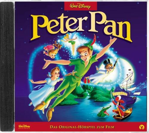 1 von 1 - Disney: Peter Pan - Hörbuch / Hörspiel - CD - *NEU*