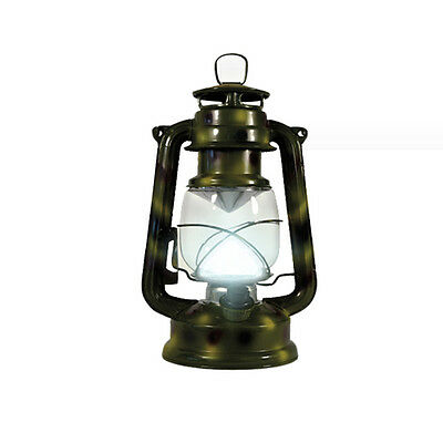 i-Zoom 14 LED Hurricane Lantern with Dimmer Switch - Camouflage