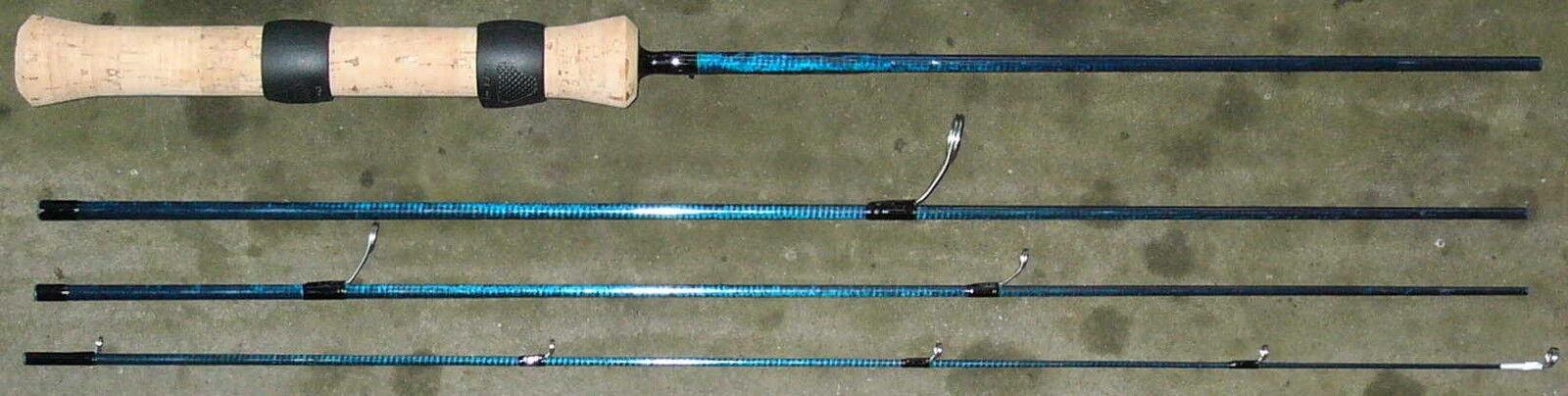 Viajes personalizados de varias piezas de agua dulce Spinning Cañas de pescar desde 445.00 Nuevo