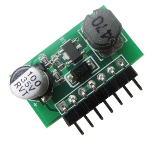 2PCS 3W 700mA DC-DC 7.0-30V to 1.2-28V LED lamp Driver Support PWM Dimmer