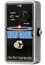 BRAND NEW!! Electro-Harmonix Nano Holy Grail reverb pedal FREE Shipping in U.S.!