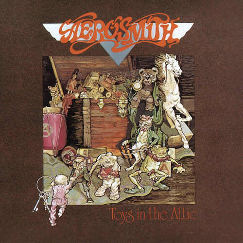 Aerosmith - Toys in the Attic [New CD]