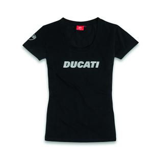 Ducati T-shirt Femmes Ducatiana Noir 98769055