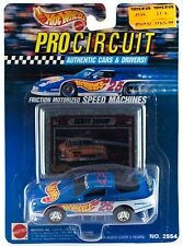 Hot Wheels Pro Circuit Friction Motorized Speed Machines Camaro #25 Scott Sharp