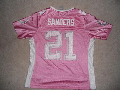 women's pink nfl football jerseys
