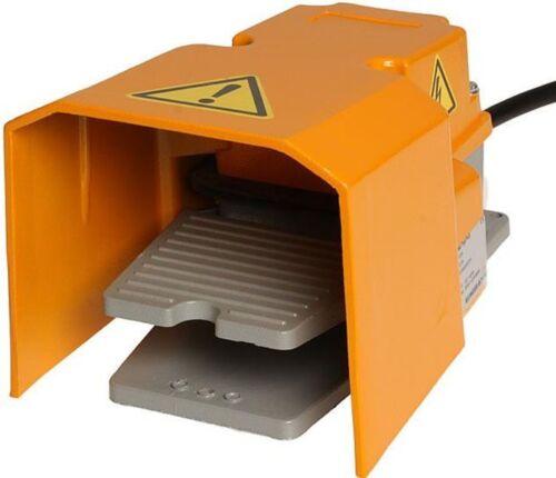 limites non strictes B fu3 avec protection capot et câble Pédale K Position Interrupteur