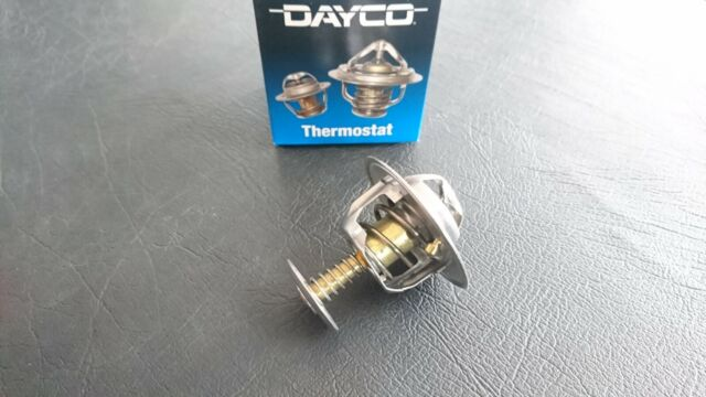 DT21A DAYCO THERMOSTAT 82 DEG C = 180 DEG F 56MM DIAMETER WITH FOOT & JIGGLE PIN