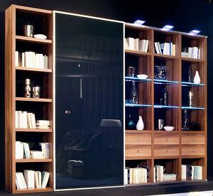 Bücherregal Schiebetür toro bücherregal mit schiebetür regalsystem wohnzimmer individuell