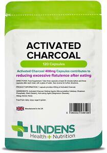 Carbon-Activado-Blanqueamiento-de-Dientes-400-mg-120-capsulas-Lindens-reducir-flatulencia