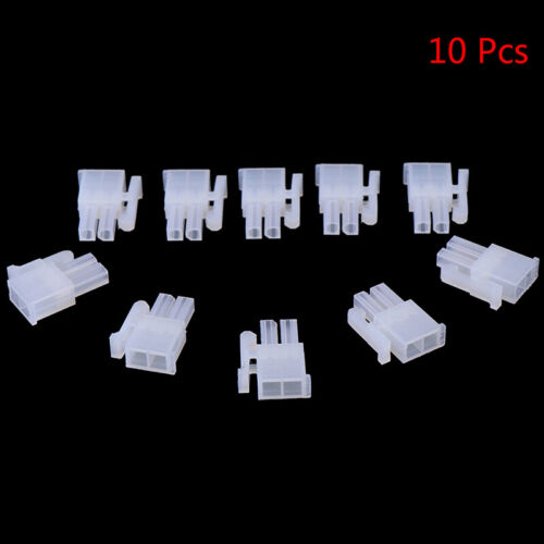 4.2mm 5557 Female Reed//Male Housing//Straight//Right AngleFemale Plug Connector MA