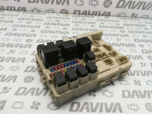 image is loading 07-nissan-murano-3-2-petrol-fuse-box-