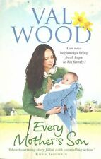 Every Mother's Son - New Book Wood, Val