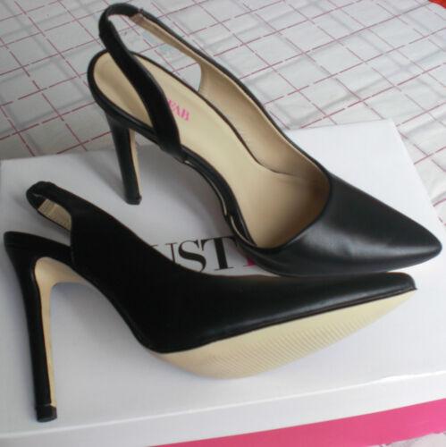 T Chaussures Escarpins Chaussures Escarpins Noir 37 qq41xIw