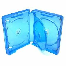 1 triplo BLU RAY caso 25mm spina dorsale per contenere 3 DISCHI DI RICAMBIO Amaray COVER