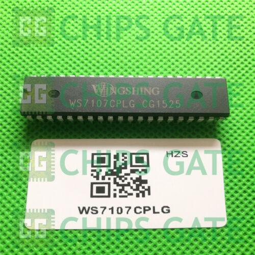 DIP40 3PCS NEW WS7107CPLG WINGSHING D//C:15