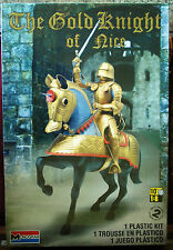 Gold Knight of Nice Der Goldene Ritter, 1:8, Revell 6525