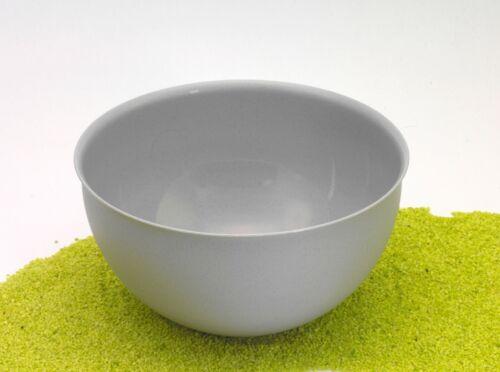 Bio-Kunststoff koziol Organic Schüssel Palsby M 2 Liter in organic grey