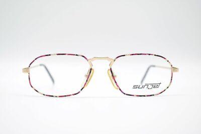 Offen Vintage Carrera Sunjet 5287 48 52[]16 140 Gold Pink Oval Brille Eyeglasses Nos