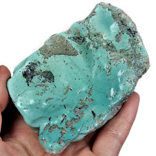 1229.3CT 100% Natural Untreated SLEEPING BEAUTY Turquois Rough Specimen MYST231