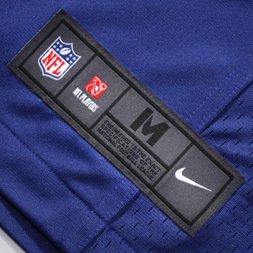 bc5c7cd10 4 of 8 Youth New York Giants Saquon Barkley Nike Royal 2018 NFL Draft Pick  Game Jersey
